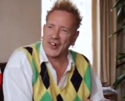 Джони Ротън не харесва Тачър, Фарадж и The Clash