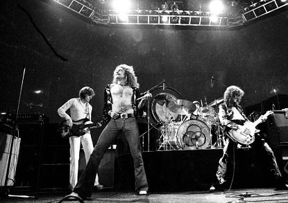 Led Zeppelin пускат още неиздаван материал