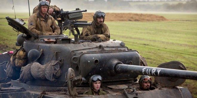 Поредната мисия на Брад Пит във Втората Световна война