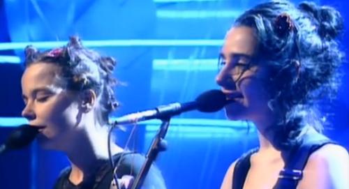 """Satisfaction"":  PJ Harvey и Björk"