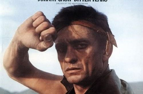 Сълзите на Джони Кеш за индианците