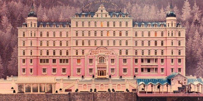 """Приказен престой в """"Гранд хотел Будапеща"""""""