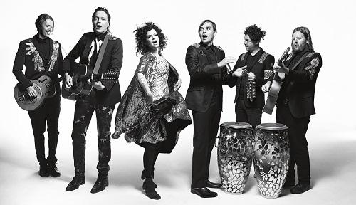 Arcade Fire пуснаха изненадващо ново видео