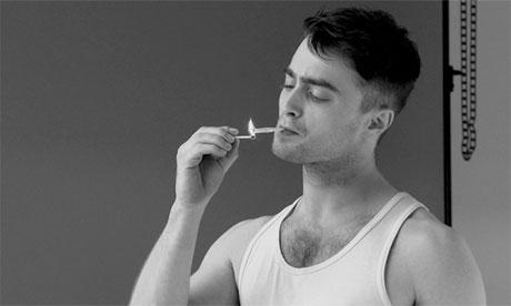 """Даниел Радклиф критикува изпълнението си в """"Хари Потър"""""""