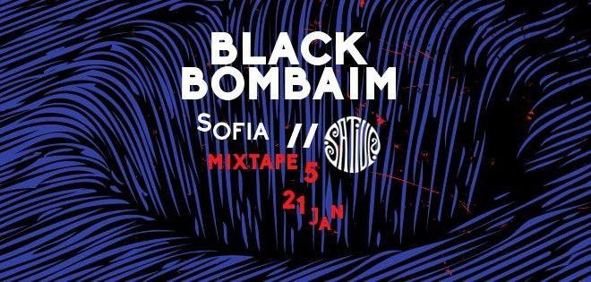 Rawk on! Black Bombaim & Sativa live