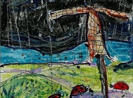 Преслав Безбащински: Как пищят бръмбарите