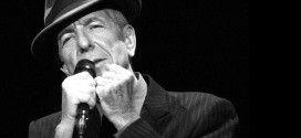 Ленард Коен: Ако животът ти гори качествено, поезията е просто пепелта