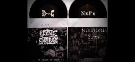Nihilistic Front/Deche-Charge 7″ [B.O.G. 2015]