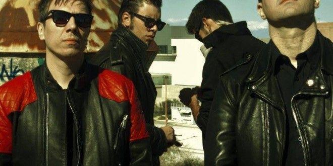 VOODOO HEALERS: High Energy Punk Rock'n'Roll