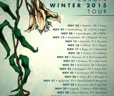 TORCHE Winter Tour 2015