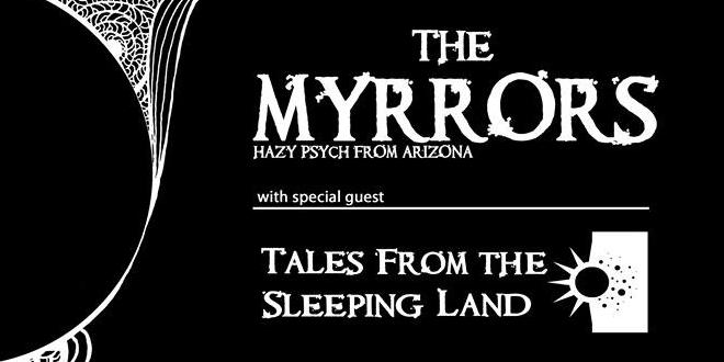 Психеделично пътуване с The Myrrors и TFSL