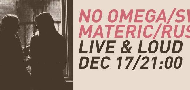 No Omega (SWE) | materic (RUS) | 17122015