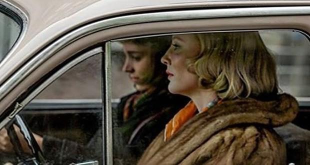 """""""Carol"""": Една любовна история, разказана в цветове, отражения и контрасти.."""