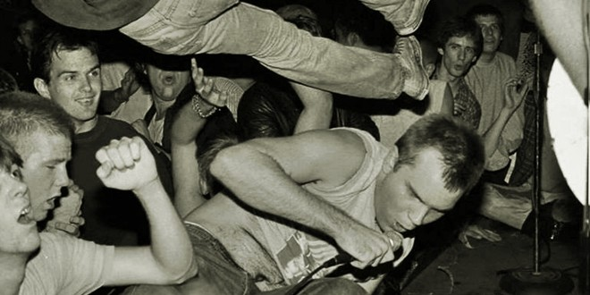 Salad Days: Washington, DC Punk Cinema & Party в Neu!Berlin