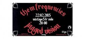 Them Frequencies и Jagged Vision тръгват на балканско турне!