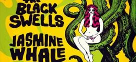 Първи концерт на Jasmine Whale, заедно с The Black Swells