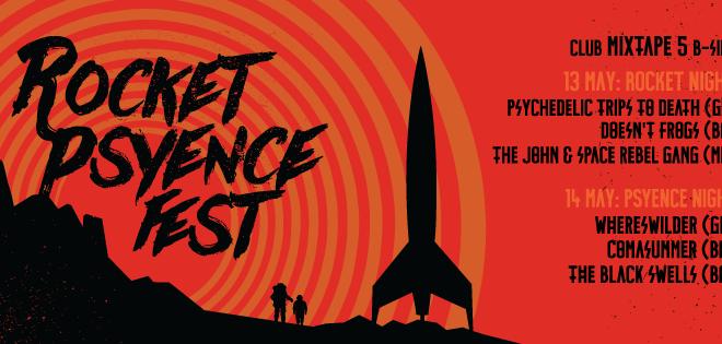 Rocket Psyence Fest 2016