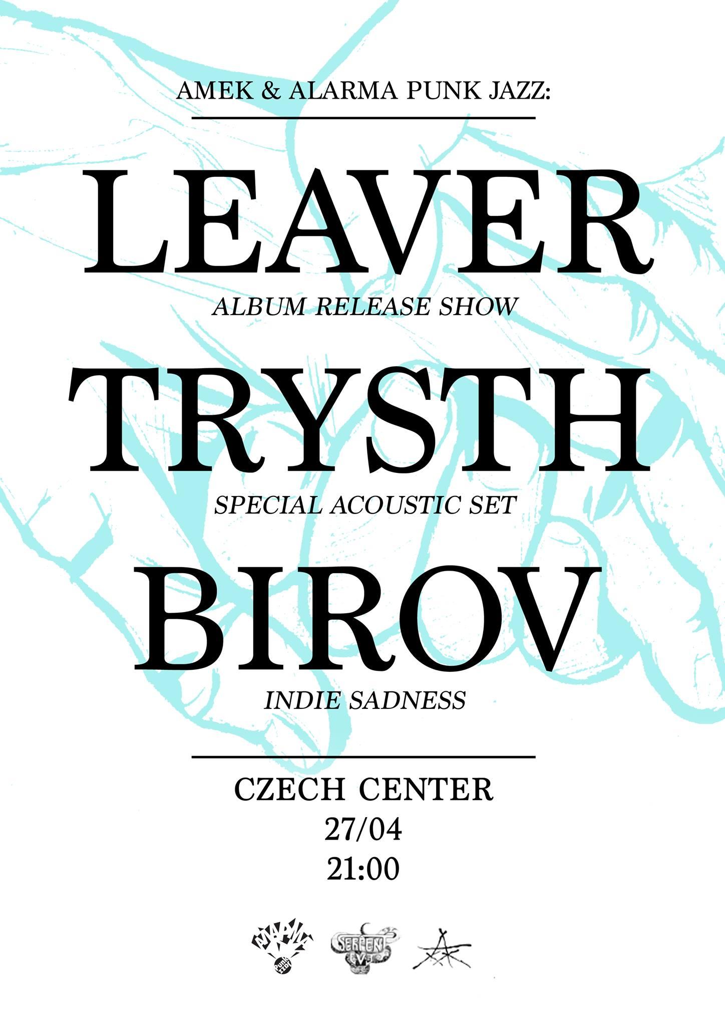 leaver album promo