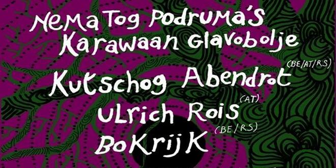 Kutschog Abendrot, Ulrich Rois & Bokrijk в Чешкия център