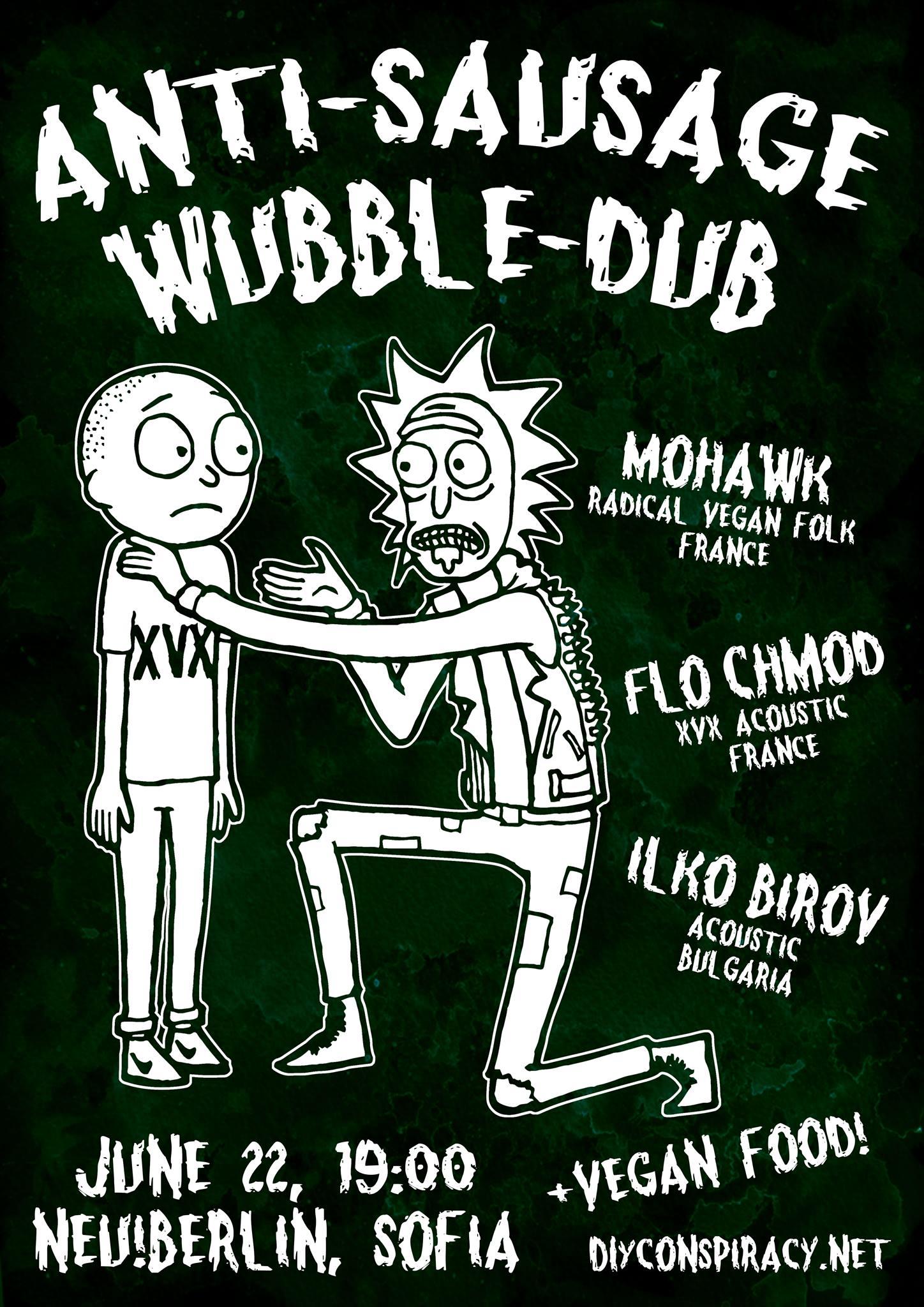 Anti-Sausage Wubble Dub