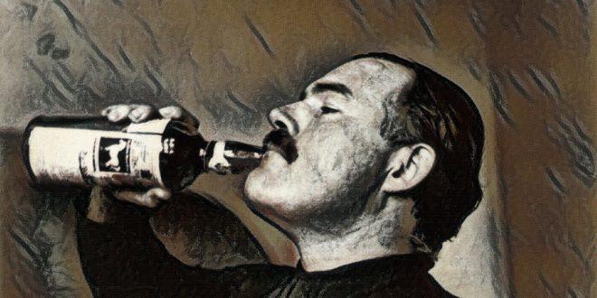 Ърнест Хемингуей: Пия, за да може хората около мен да ми станат интересни