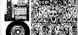 Ignore – New World Disorder (CD reissue)