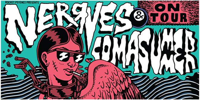 Comasummer & Nerrves on tour!