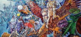 Знаци: изложба на Пенка Гайдарова