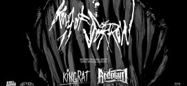KING OF SORROW представят дебютна плоча на концерт с REDOUND и KING RAT