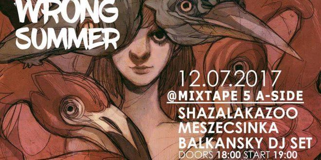 Лятното издание на Wrong Fest се мести в MIXTAPE 5