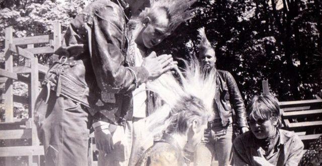 Естонските пънкове през 80-те в 70 снимки