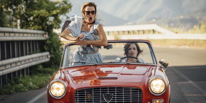 Like Crazy (La pazza gioia): Историята на едно лудо бягство към нормалността
