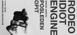 ПОСЛЕДЕН ОПИТ откриват концерта на The Rodeo Idiot Engine