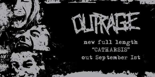 Варненските хардкор легенди OUTRAGE издават албум и го отбелязват с концерт с HEXIS & MORILD