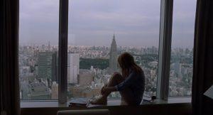 """Кадър от филма """"Lost in Translation"""""""