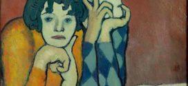 Синият час на Пикасо и смъртта на един поет