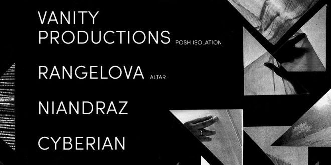 Vanity Productions от Posh Isolation за пръв път в София на 19 юни